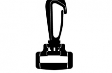 Swivel Hook Plastic Free Vector