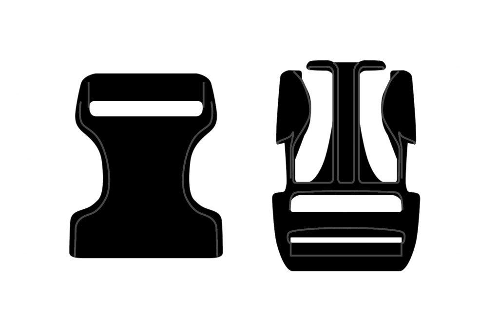 duraflex buckle vector Free.ai